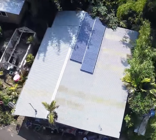 Roof Inspection Kona Hawaii
