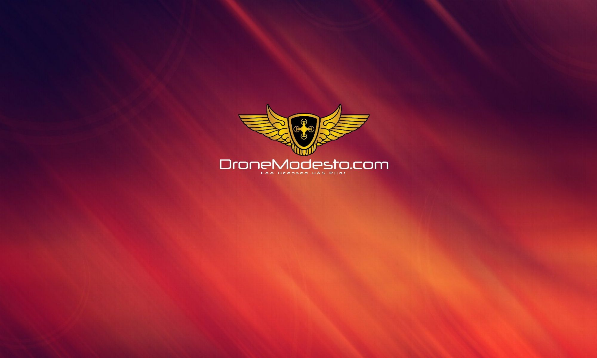 Modesto California Drone Services